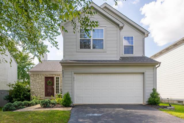 3217 Timberstone Drive, Canal Winchester, OH 43110 (MLS #221035442) :: Ackermann Team
