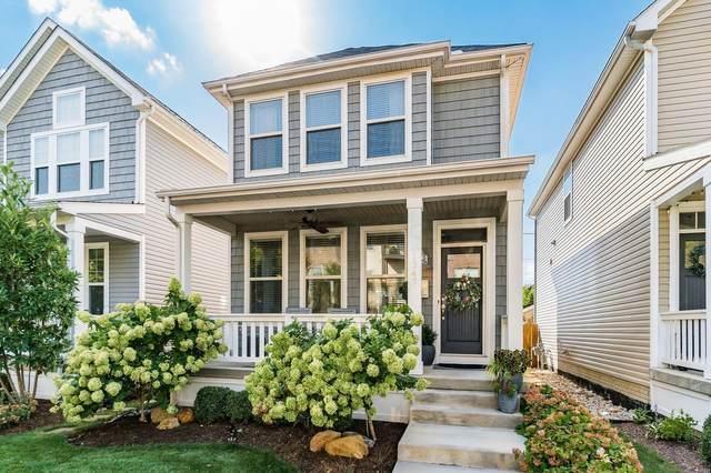 1347 N Grant Avenue, Columbus, OH 43201 (MLS #221035454) :: The Tobias Real Estate Group