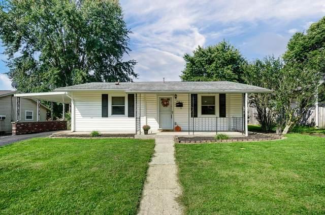 69 Saratoga Drive, Johnstown, OH 43031 (MLS #221035465) :: Ackermann Team