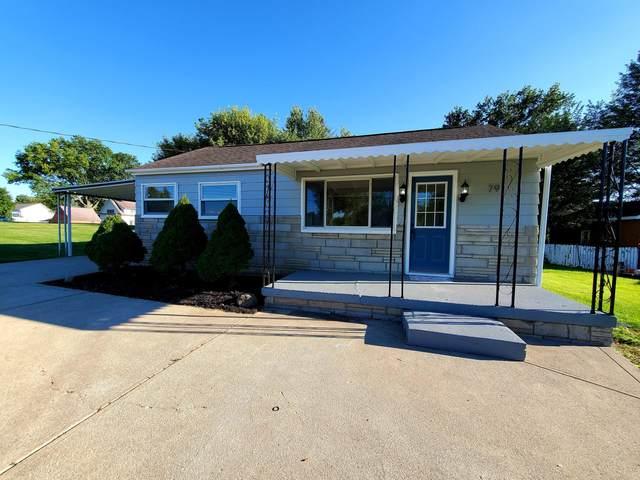 79 Sedgwick Avenue, Sunbury, OH 43074 (MLS #221035467) :: Exp Realty