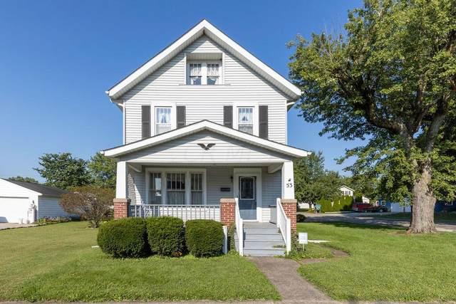 53 Pierce Avenue, Newark, OH 43055 (MLS #221035491) :: Millennium Group