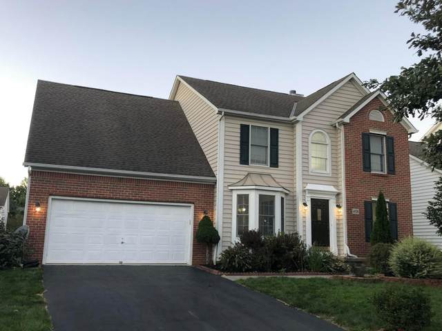 4520 Dover Commons Court, New Albany, OH 43054 (MLS #221035498) :: 3 Degrees Realty