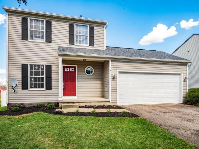 1722 Caraway Lane, Marysville, OH 43040 (MLS #221035532) :: Exp Realty
