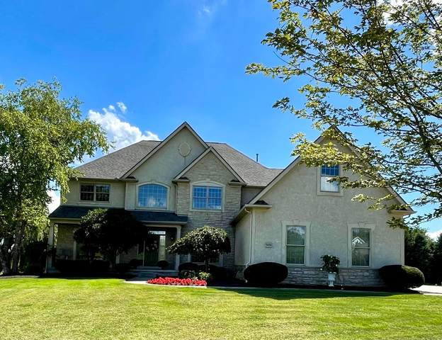 9496 Emerson Drive, Powell, OH 43065 (MLS #221035533) :: Greg & Desiree Goodrich | Brokered by Exp