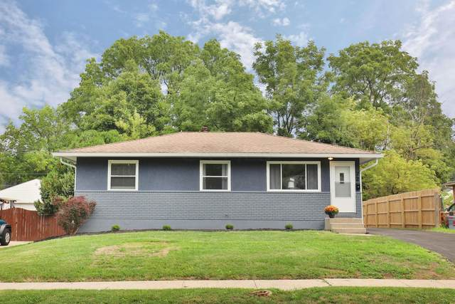 72 Cherrington Road, Westerville, OH 43081 (MLS #221035534) :: Exp Realty