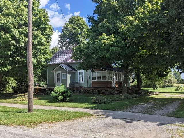 548 S Marion Street, Cardington, OH 43315 (MLS #221035543) :: RE/MAX ONE