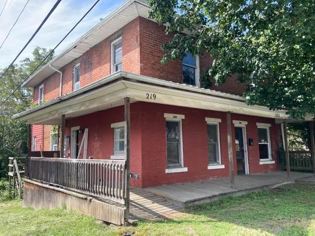 219 & 221 N 6th Street, Cambridge, OH 43725 (MLS #221035544) :: Ackermann Team