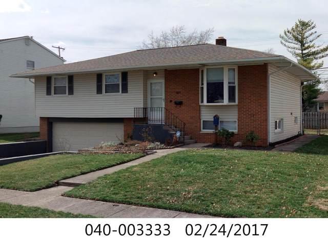 3871 Tamara Drive, Grove City, OH 43123 (MLS #221035549) :: Millennium Group
