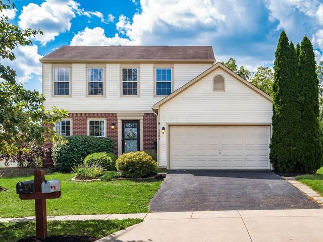 1407 Creekview Drive, Marysville, OH 43040 (MLS #221035564) :: Exp Realty