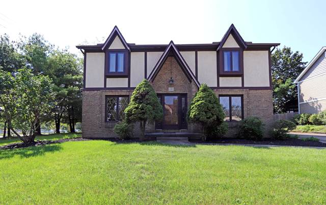 1289 Smoke Burr Drive, Westerville, OH 43081 (MLS #221035584) :: ERA Real Solutions Realty