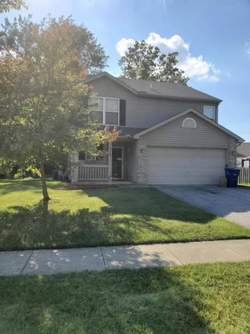 2069 Prominence Drive, Grove City, OH 43123 (MLS #221035585) :: Greg & Desiree Goodrich   Brokered by Exp