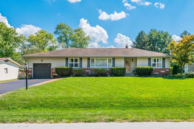 3319 Braidwood Drive, Hilliard, OH 43026 (MLS #221035590) :: Greg & Desiree Goodrich | Brokered by Exp