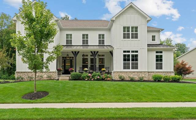 2964 Highland Woods Boulevard, New Albany, OH 43054 (MLS #221035612) :: Exp Realty