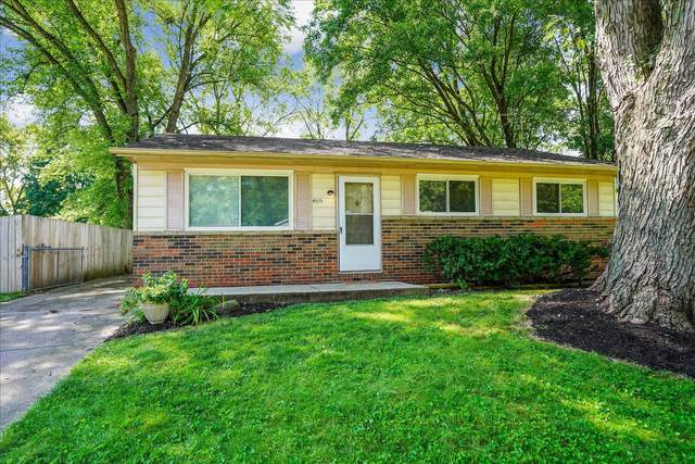 4535 Valleydale Way, Columbus, OH 43231 (MLS #221035659) :: Sandy with Perfect Home Ohio
