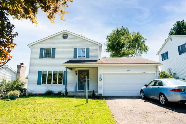 527 Belleview Avenue, Chillicothe, OH 45601 (MLS #221035679) :: Exp Realty