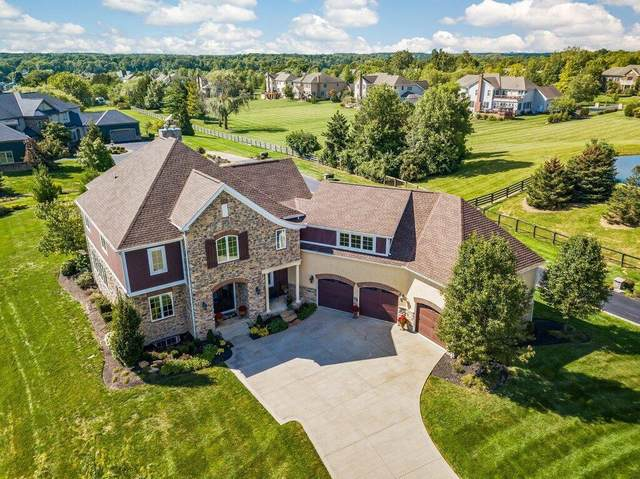 9238 Deer Path Court, Powell, OH 43065 (MLS #221035694) :: ERA Real Solutions Realty