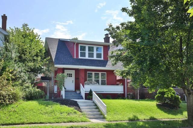 590 Fairwood Avenue, Columbus, OH 43205 (MLS #221035708) :: Exp Realty