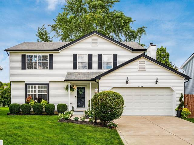 2448 Sandstrom Drive, Columbus, OH 43235 (MLS #221035719) :: ERA Real Solutions Realty