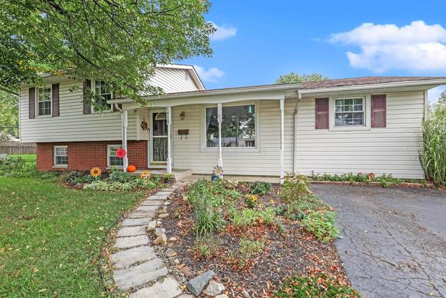 1410 Seaton Court, Columbus, OH 43229 (MLS #221035733) :: RE/MAX ONE