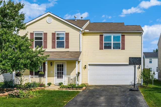 5464 Rockhurst Drive, Canal Winchester, OH 43110 (MLS #221035792) :: Greg & Desiree Goodrich | Brokered by Exp