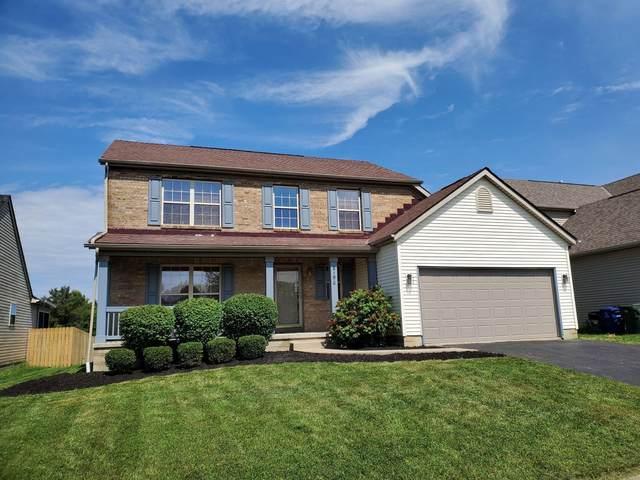 8190 Creekstone Lane, Blacklick, OH 43004 (MLS #221035801) :: Exp Realty