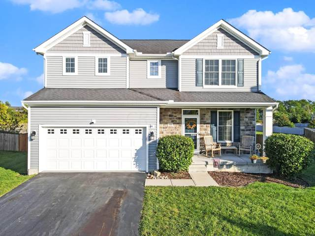 360 Mogul Drive, Galloway, OH 43119 (MLS #221035803) :: The Holden Agency