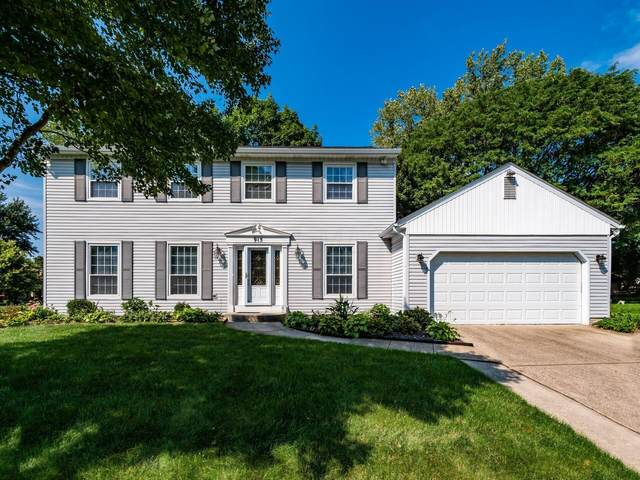 915 Prince William Lane, Westerville, OH 43081 (MLS #221035846) :: Exp Realty