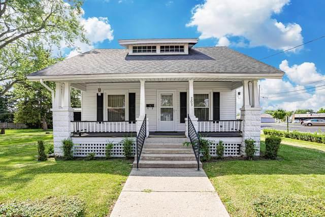 203 Florence Street, Washington Court House, OH 43160 (MLS #221035973) :: Signature Real Estate