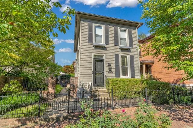 865 S 5th Street, Columbus, OH 43206 (MLS #221035995) :: Berkshire Hathaway HomeServices Crager Tobin Real Estate