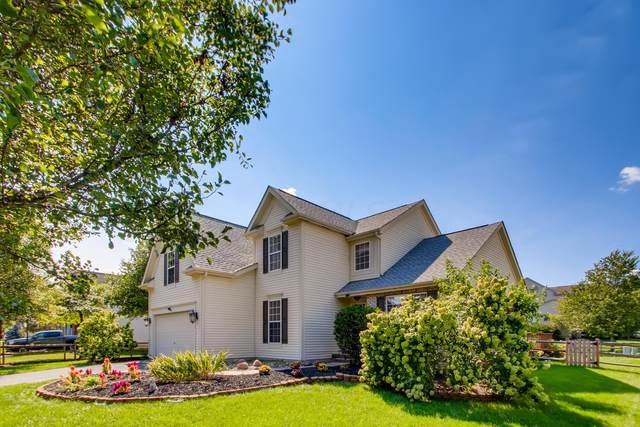 2142 Parklawn Drive, Lewis Center, OH 43035 (MLS #221036009) :: Signature Real Estate
