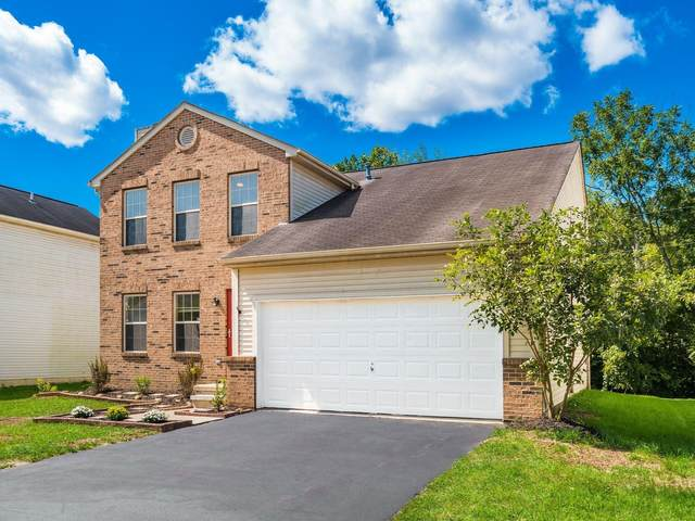 3953 Highland Bluff Drive, Groveport, OH 43125 (MLS #221036011) :: 3 Degrees Realty