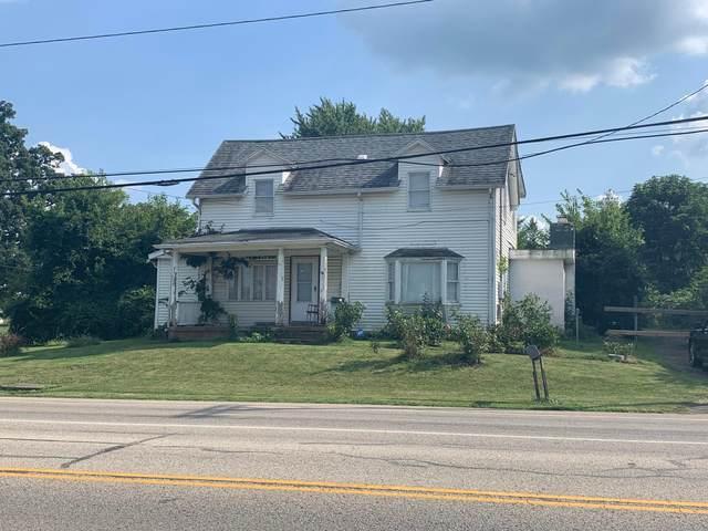 525 E Leffel Lane, Springfield, OH 45505 (MLS #221036017) :: Exp Realty
