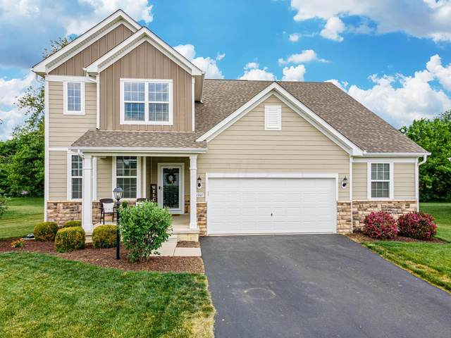 11707 Daventry Drive NW, Pickerington, OH 43147 (MLS #221036041) :: The Holden Agency