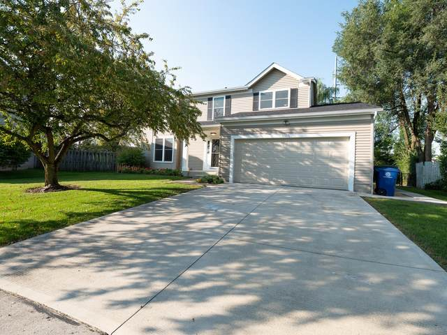 5305 Frisco Drive, Hilliard, OH 43026 (MLS #221036067) :: The Holden Agency