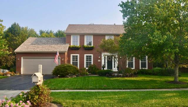 5729 Greenfield Drive, Galena, OH 43021 (MLS #221036077) :: Greg & Desiree Goodrich | Brokered by Exp