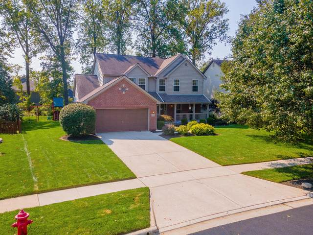 3843 Wedgewood Place Drive, Powell, OH 43065 (MLS #221036129) :: Greg & Desiree Goodrich | Brokered by Exp