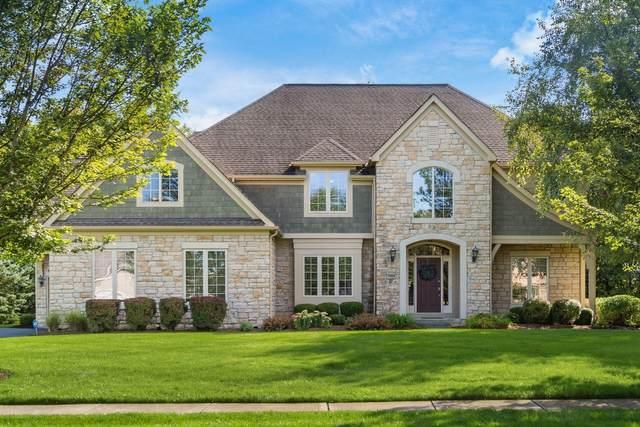 7024 Jennifer Ann Drive, Lewis Center, OH 43035 (MLS #221036131) :: Greg & Desiree Goodrich | Brokered by Exp