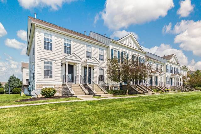 5155 Twin Falls Drive 14-515, Dublin, OH 43016 (MLS #221036136) :: The Gale Group