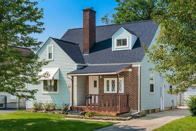733 Chestershire Road, Columbus, OH 43204 (MLS #221036185) :: RE/MAX ONE