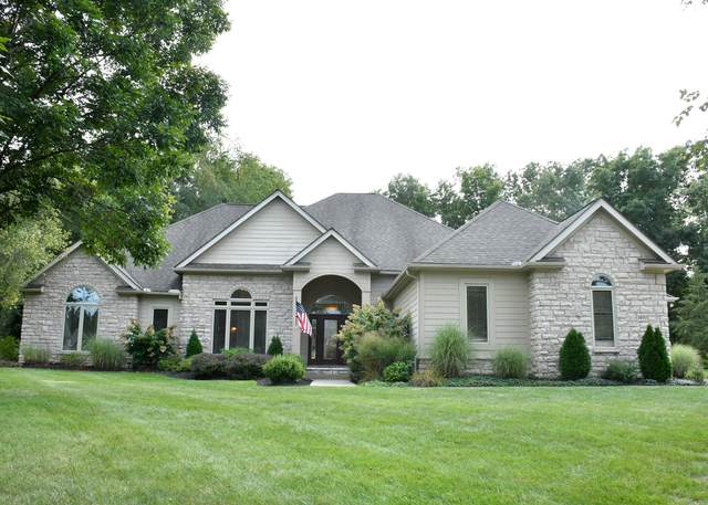 1490 Meadows Drive, Lancaster, OH 43130 (MLS #221036197) :: Sandy with Perfect Home Ohio