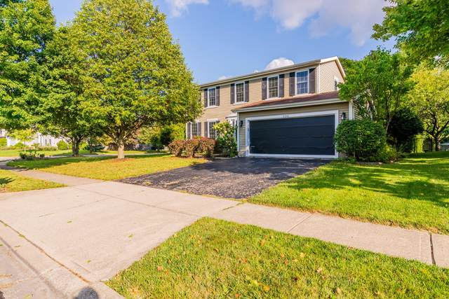 5241 Frisco Drive, Hilliard, OH 43026 (MLS #221036220) :: The Holden Agency