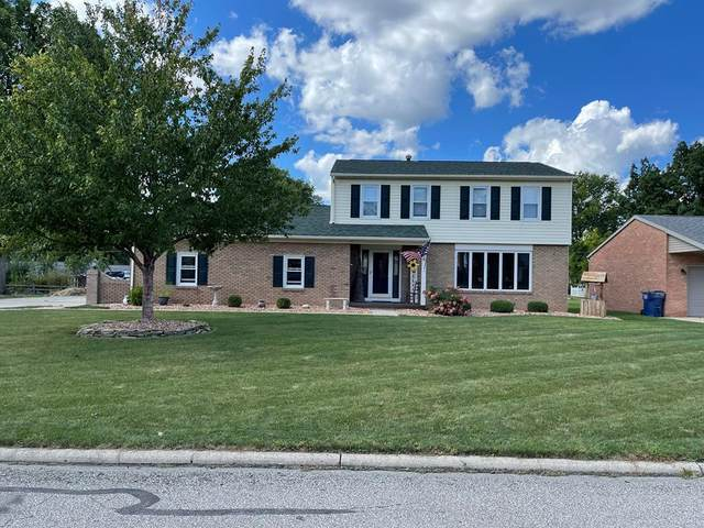 66 Pearl Drive, Shelby, OH 44875 (MLS #221036240) :: Jamie Maze Real Estate Group