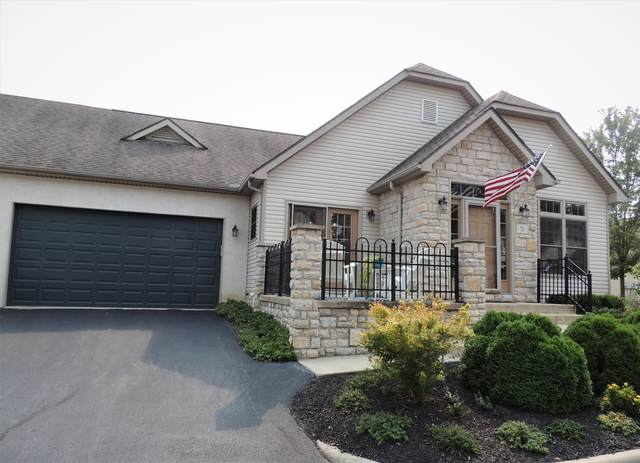 31 Timmons Woods Drive, Delaware, OH 43015 (MLS #221036249) :: 3 Degrees Realty