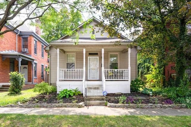 343 E Whittier Street, Columbus, OH 43206 (MLS #221036254) :: Exp Realty