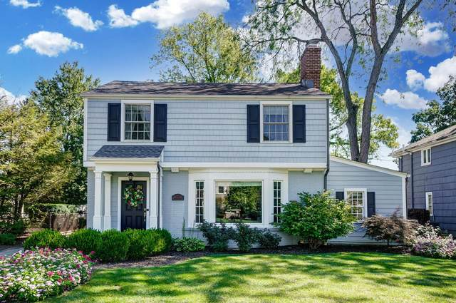 2532 Welsford Road, Columbus, OH 43221 (MLS #221036264) :: The Holden Agency