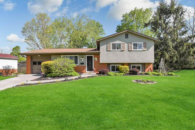 4900 Labelle Drive, Columbus, OH 43232 (MLS #221036294) :: Sandy with Perfect Home Ohio