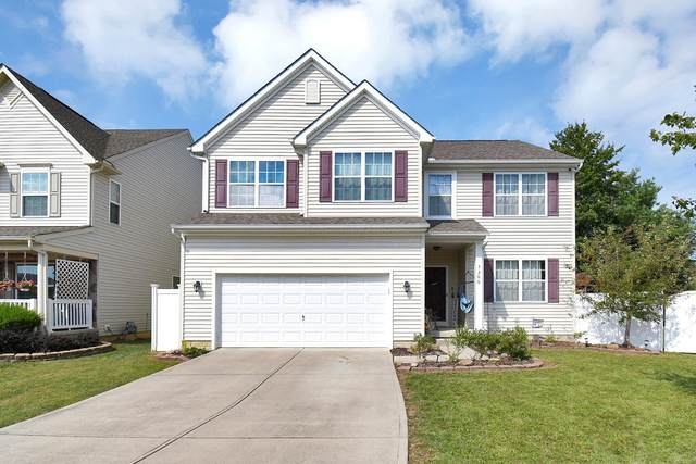 7366 Taylor Bend Drive, Canal Winchester, OH 43110 (MLS #221036295) :: Millennium Group