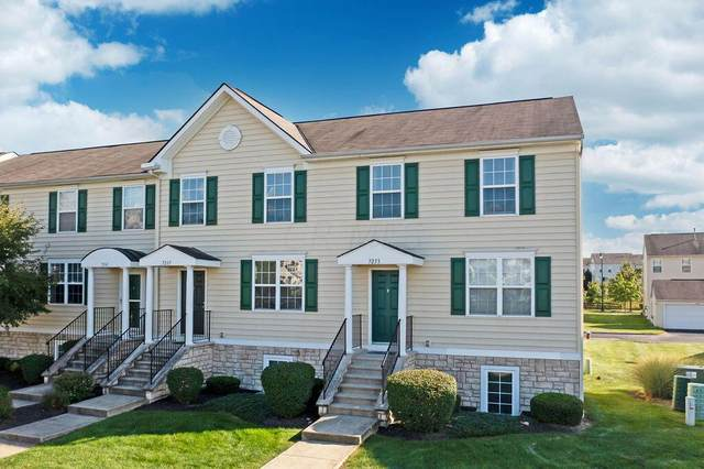 7233 Steel Dust Drive, New Albany, OH 43054 (MLS #221036313) :: LifePoint Real Estate