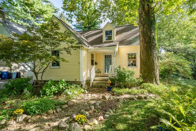 215 W Kenworth Road, Columbus, OH 43214 (MLS #221036330) :: Sandy with Perfect Home Ohio