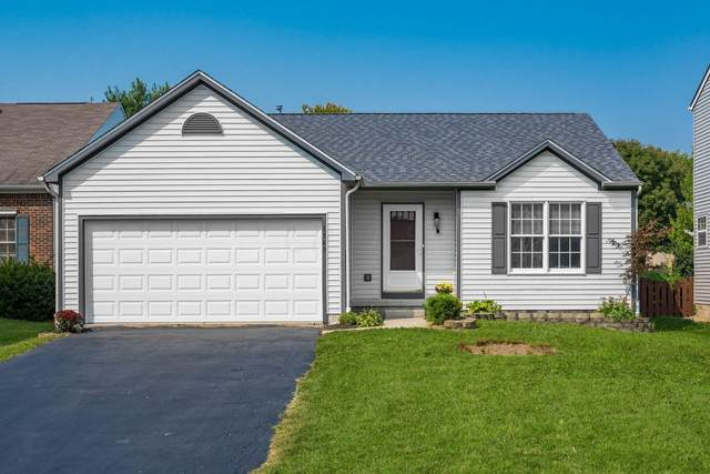 1385 Laforge Street, Columbus, OH 43228 (MLS #221036340) :: The Gale Group
